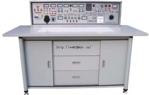 电路原理实验部分根据电路在其上任意拼插元器件实验盒成实验电路.